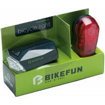 Bikefun Square Lámpa szett
