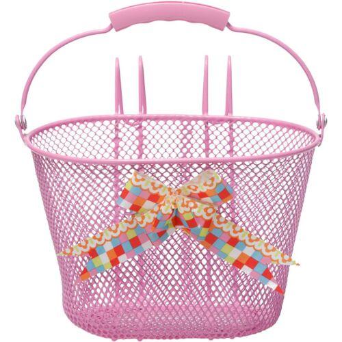 New Looxs Baskets Asti Girls Basket első kosár fix rögzítésű fém