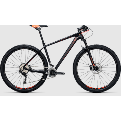 "Cube Reaction GTC Férfi Mountain bike 27,5"" 2017"