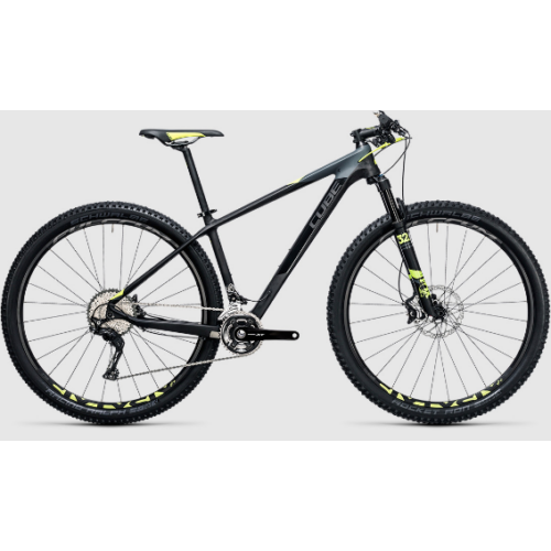 "Cube Reaction GTC SL Férfi Mountain bike 27,5"" 2017"