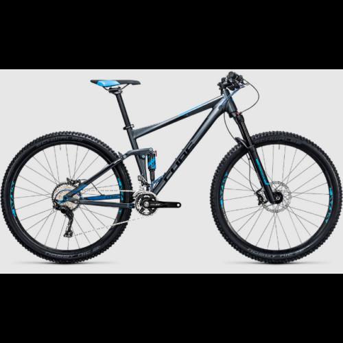 "Cube Stereo 120 HPA Race Férfi Mountain bike 29"" 2017"