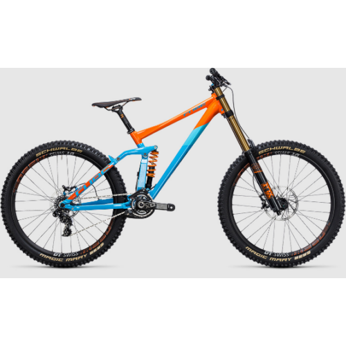 "Cube Two15 HPA SL Férfi Mountain bike 27,5"" 2017"