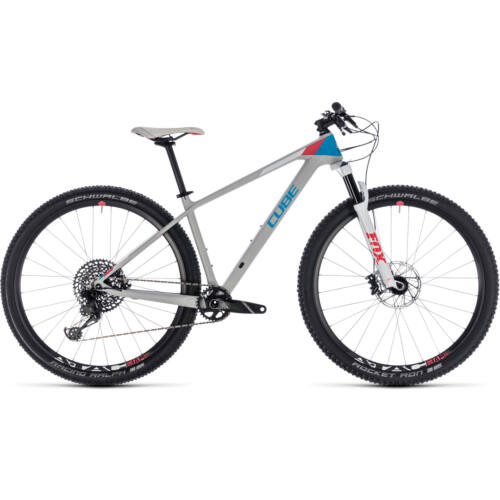 "Cube Access WS C:62 SL férfi mountain bike 27,5"" 2018"