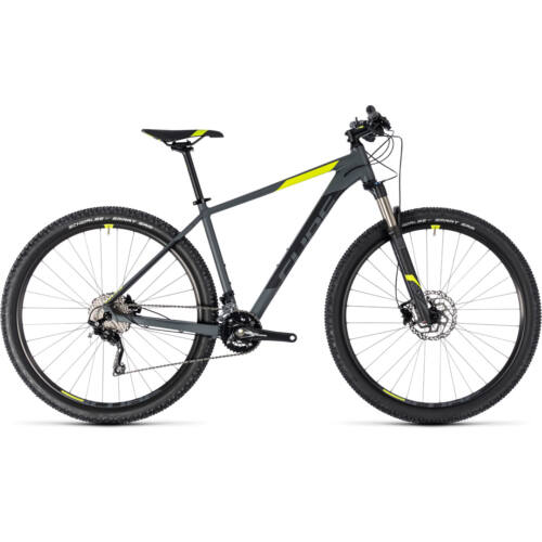 "Cube Attention SL Férfi Mountain bike 29"" 2018"