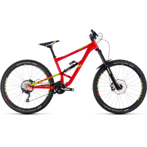 "Cube Hanzz 190 Race férfi mountain bike 27,5"" 2018"