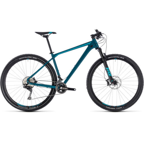 "Cube Reaction SL férfi mountain bike 27,5"" 2018"