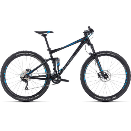 "Cube Stereo 120 férfi mountain bike 27,5"" 2018"