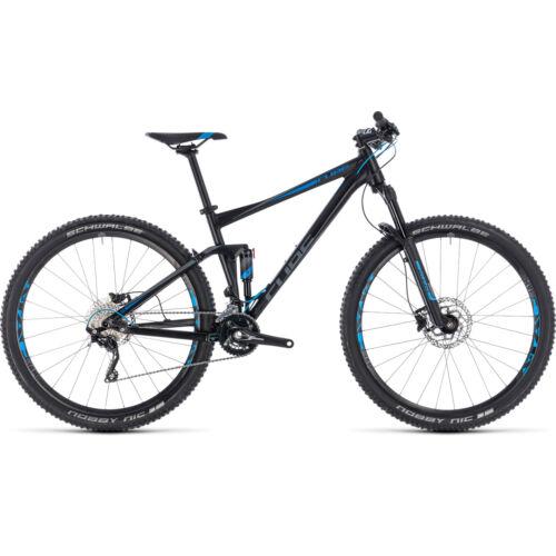 "Cube Stereo 120 férfi mountain bike 27,5"" 2018"