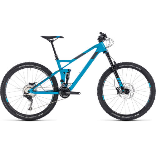 "Cube Stereo 140 HPC Race férfi mountain bike 27,5"" 2018"