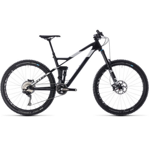 "Cube Stereo 140 HPC SL férfi mountain bike 27,5"" 2018"
