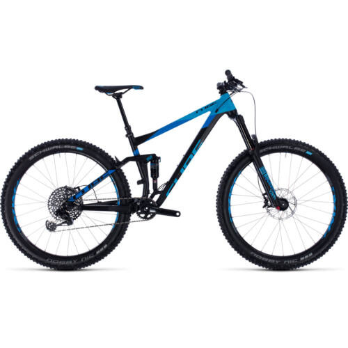 "Cube Stereo 150 férfi mountain bike 27,5"" 2018"