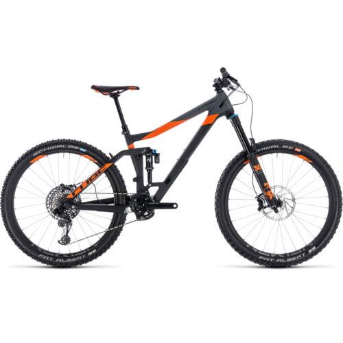 """Cube Stereo 160 C:62 TM férfi mountain bike 27,5"""" 2018"""