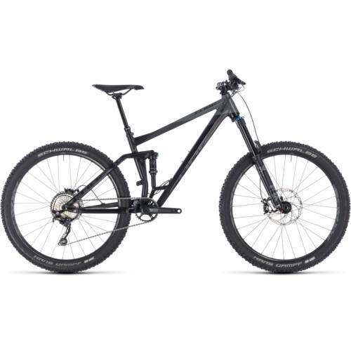 "Cube Stereo 160 Race férfi mountain bike 27,5"" 2018"