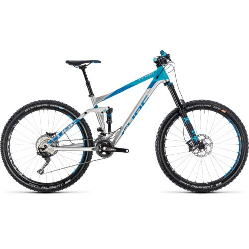 "Cube Stereo 160 SL férfi mountain bike 27,5"" 2018"