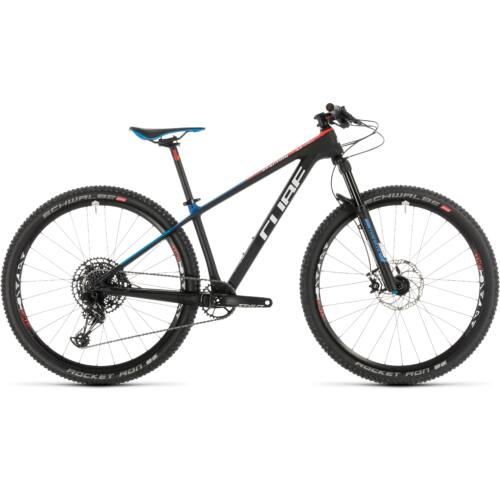 "Cube Reaction C:62 Youth férfi mountain bike 27,5"" 2019"
