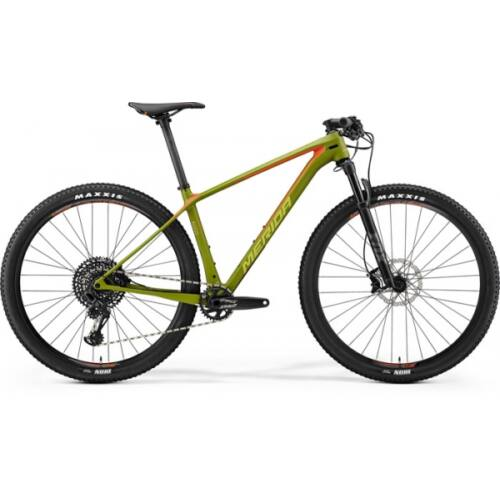 "Merida Big Nine 6000 férfi mountain bike 29"" 2018"