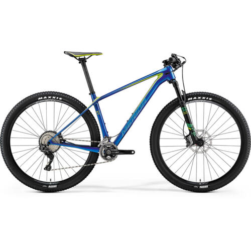 "Merida Big Nine XT férfi mountain bike 29"" 2018"