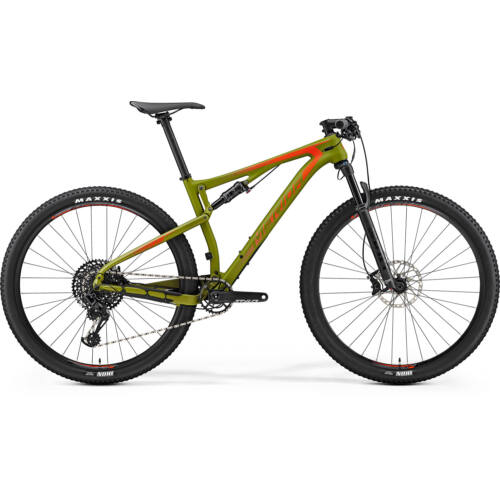 "Merida Ninety Six 9.6000 férfi mountain bike 29"" 2019"