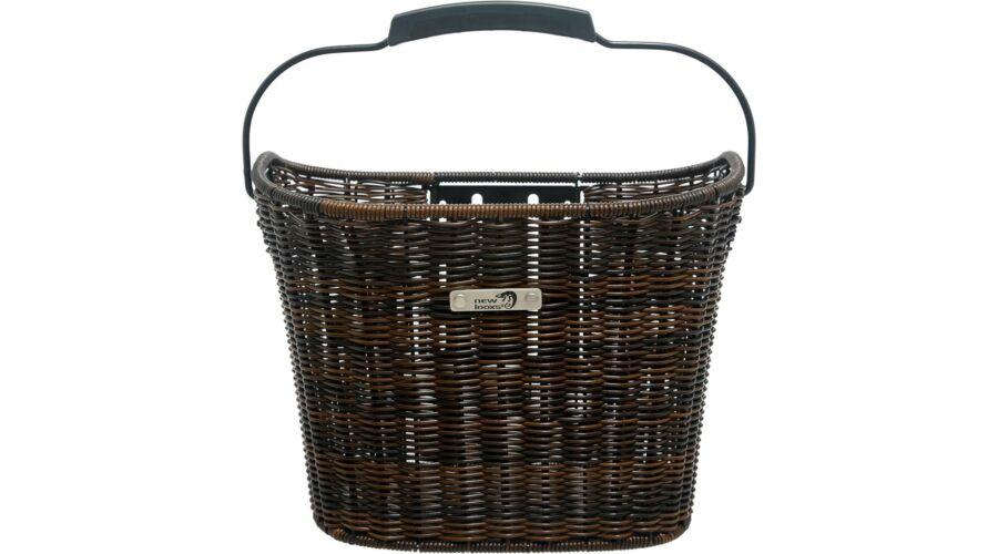 9e032b8aec7a New Looxs Baskets Lombok bicikli kosár előre levehető bevásárláshoz műrattan