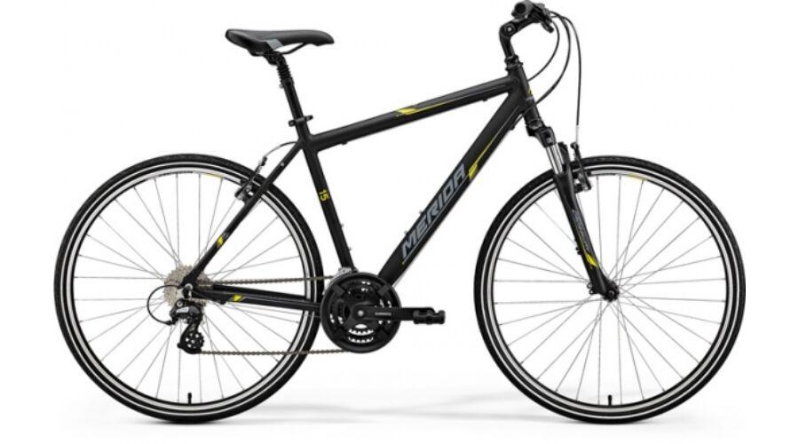 Merida Crossway 15 V férfi cross kerékpár 2018 79a663d89a