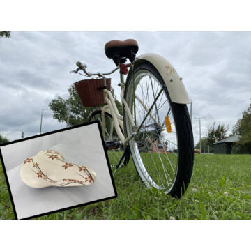 King Cruiser kerékpár Bész-Barna