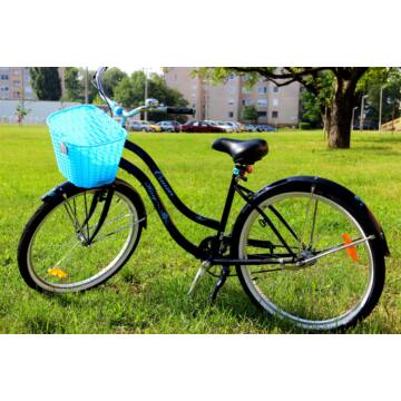 King Cruiser kerékpár Fekete-Kék