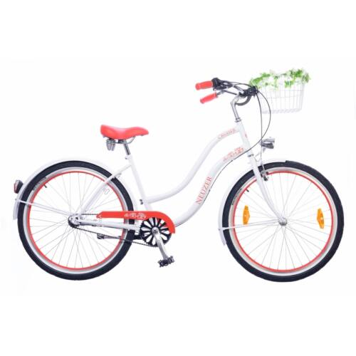 """Neuzer Picnic 26"""" N3 agyváltós Női Cruiser kerékpár 2020 NE1682012010"""