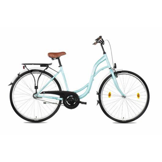 """Csepel Velence 28"""" 1 Sebességes Női Városi Kerékpár"""