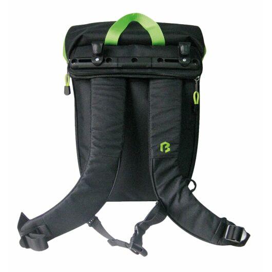 Bikefun Vario kerékpáros táska csomagtartóra 12 literes