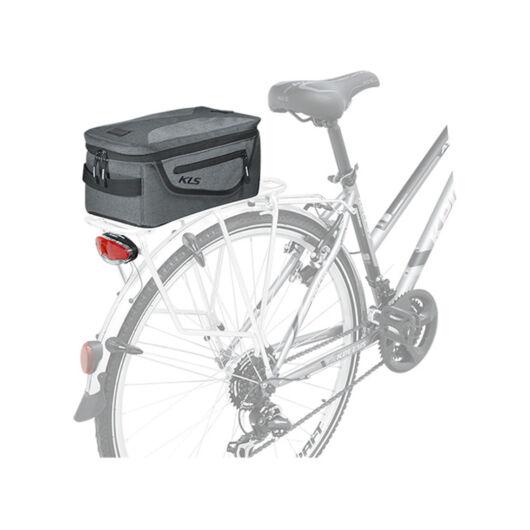 KELLYS SPACE CITY kerékpár táska csomagtartóra 10 literes