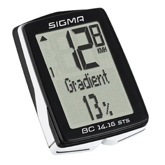 Sigma BC 14.16 STS vezeték nélküli kerékpár computer