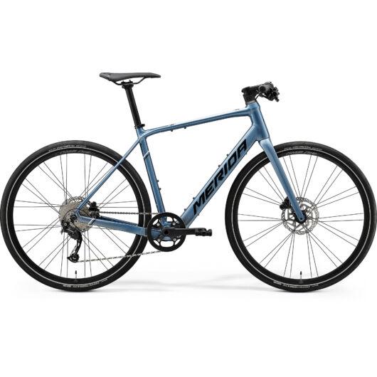 MERIDA kerékpár 2021 eSPEEDER 200 ACÉLKÉK(EZÜST/FEKETE)