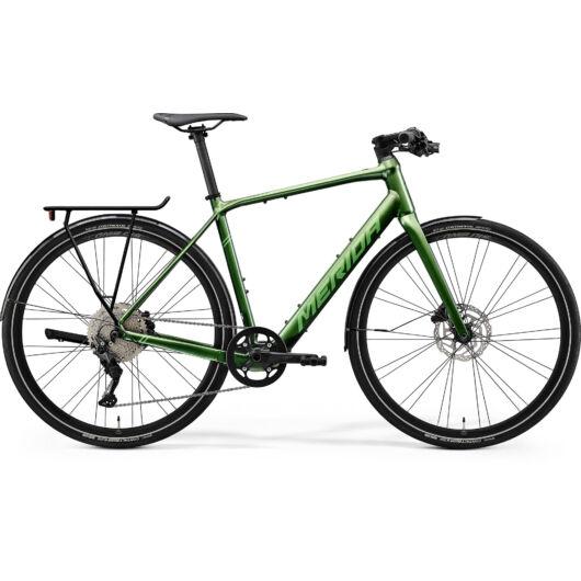 MERIDA kerékpár 2021 eSPEEDER 400 EQ XL(56) SELYEMZÖLD (VILÁGOSZÖLD)