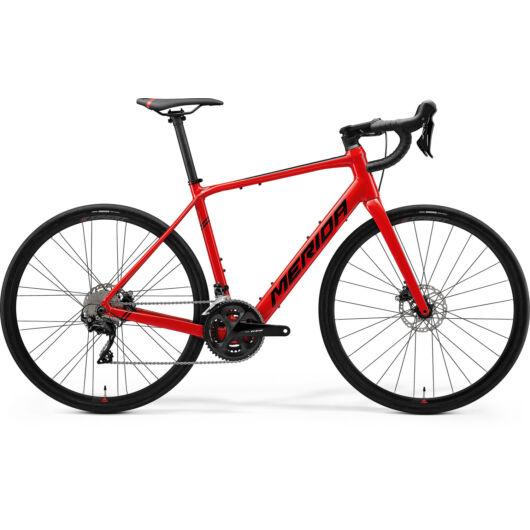 MERIDA kerékpár 2021 eSCULTURA 400 PIROS (FEKETE)