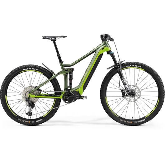MERIDA kerékpár 2021 eONE-FORTY 775 SELYEMZÖLD/VILÁGOSZÖLD