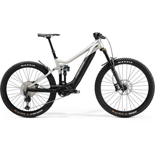 MERIDA kerékpár 2021 eONE-SIXTY 775 MATT TITÁN/FEKETE
