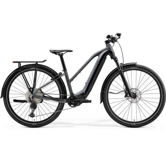MERIDA kerékpár 2021 eBIG TOUR 675 EQ SZÜRKE/FEKETE