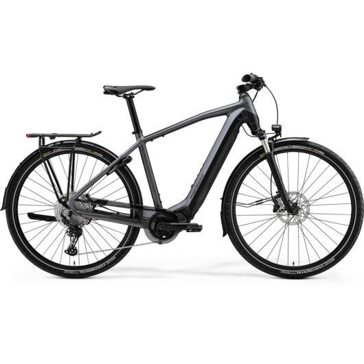 MERIDA kerékpár 2021 eSPRESSO EP8 75-EDITION EQ MATT ANTRACIT/FEKETE