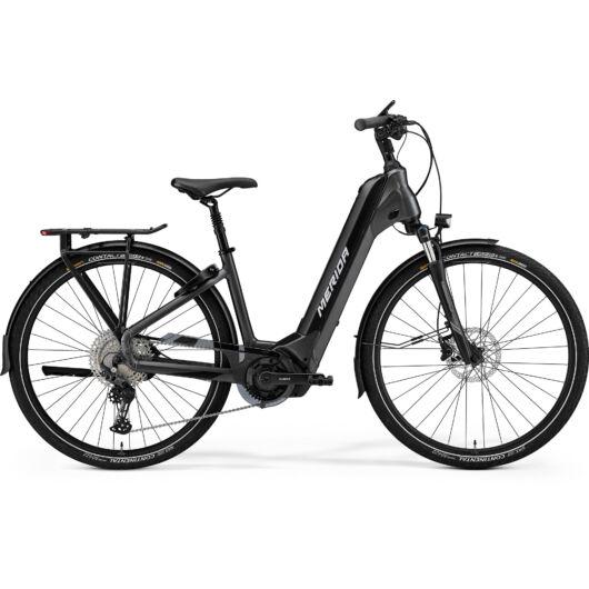 MERIDA kerékpár 2021 eSPRESSO CITY 675 EQ (43) MATT ANTRACIT/FEKETE