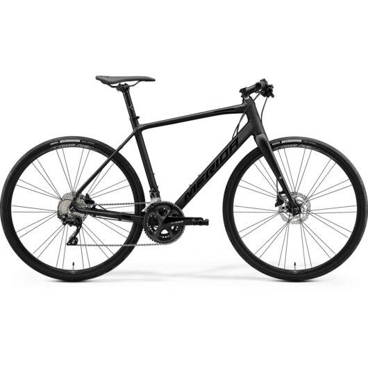 MERIDA kerékpár 2021 SPEEDER 400 FEKETE(FÉNYES FEKETE)