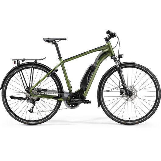 MERIDA kerékpár 2021 eSPRESSO 300SE EQ 504Wh 504Wh M (51) SELYEMZÖLD(FEKETE)