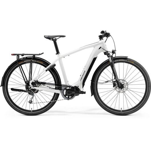 MERIDA kerékpár 2021 eSPRESSO 400 S EQ (55) FÉNYES FEHÉR(FEKETE)
