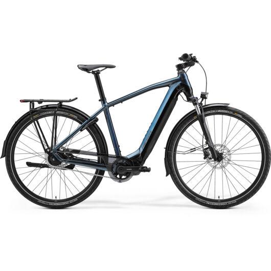 MERIDA kerékpár 2021 eSPRESSO 700 EQ ZÖLDESKÉK KÉK/FEKETE