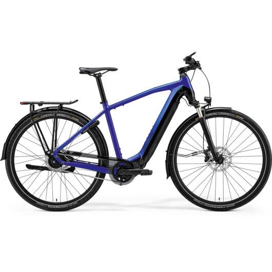 MERIDA kerékpár 2021 eSPRESSO 800 EQ SÖTÉTKÉK/FEKETE