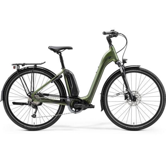 MERIDA kerékpár 2021 eSPRESSO CITY 300SE EQ 504Wh 504Wh M (49) SELYEMZÖLD(SZÜRKE)