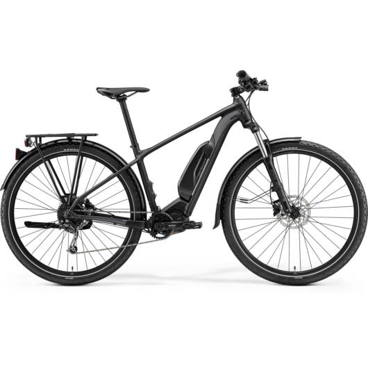 MERIDA kerékpár 2021 eBIG NINE 300SE EQ (48) MATT FEKETE(ANTRACIT)