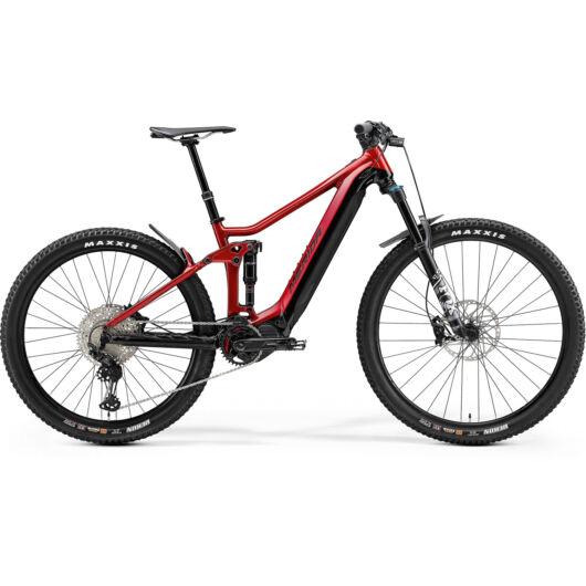 MERIDA kerékpár 2021 eONE-FORTY 700 PIROS/FEKETE