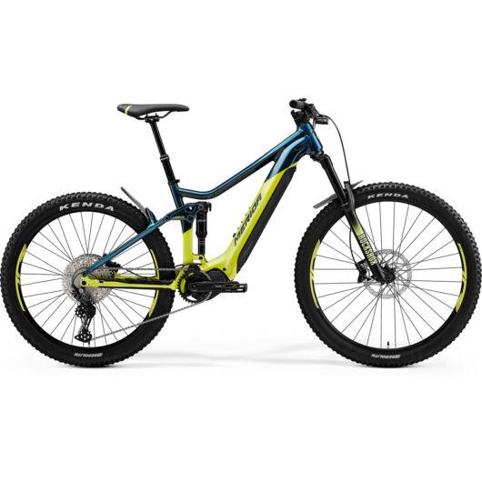 MERIDA kerékpár 2021 eONE-SIXTY 500 ZÖLDESKÉK KÉK/LIME