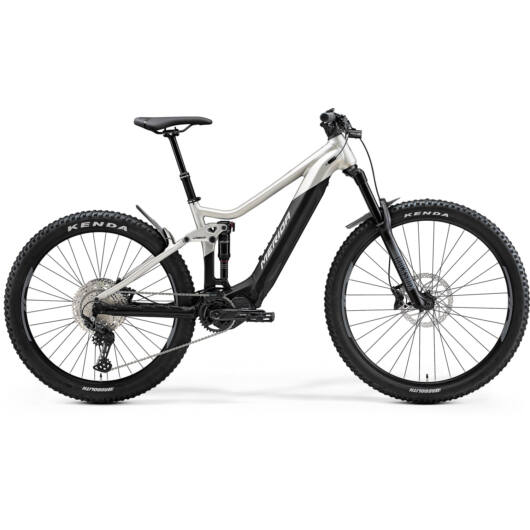 MERIDA kerékpár 2021 eONE-SIXTY 500 MATT TITÁN/FEKETE