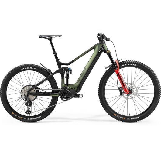 MERIDA kerékpár 2021 eONE-SIXTY 8000 MATT ZÖLD/FEKETE